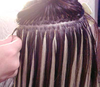técnicas para alongar o cabelo