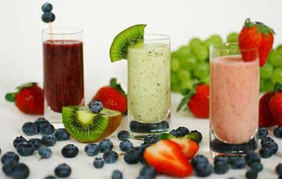 suco de fruta