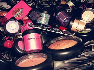 maquiagens da mac