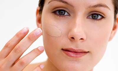 maquiagem com proteção