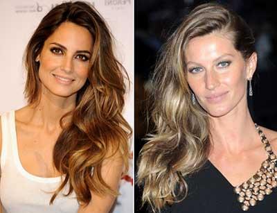imagens de cabelos da moda