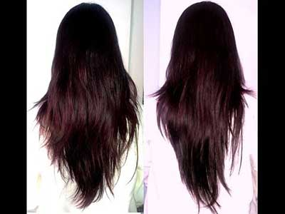 dicas de cabelo em v