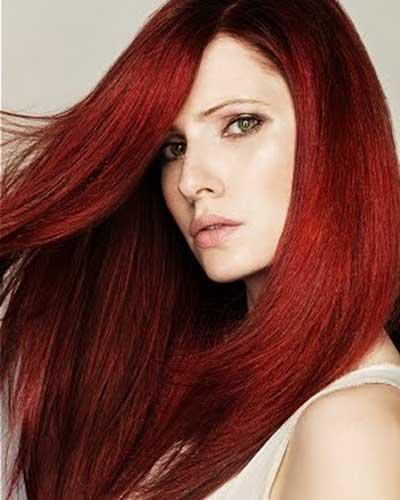 dicas de cabelos ruivos