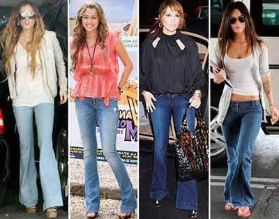 a história da moda