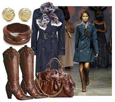 looks da moda country
