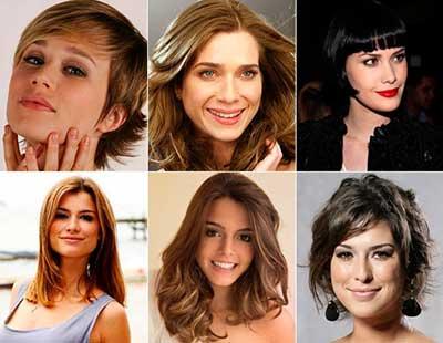 dicas de cortes e cabelos femininos