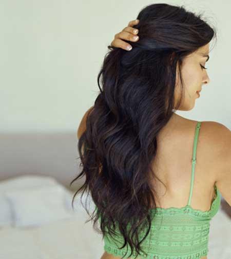 cabelos mais macios