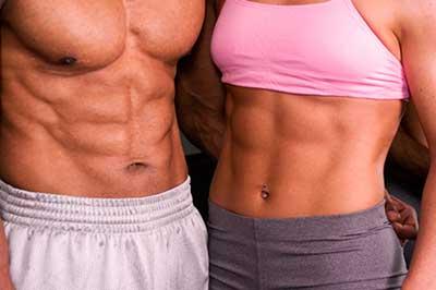 definição dos músculos