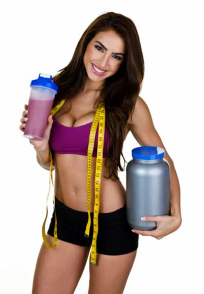 shake para sua dieta