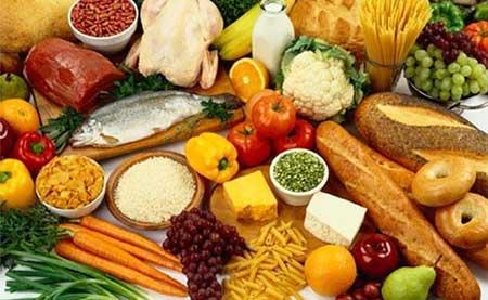 nutrição para todos os gostos