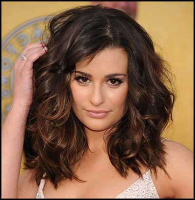 fotos de penteados para cabelos ondulados