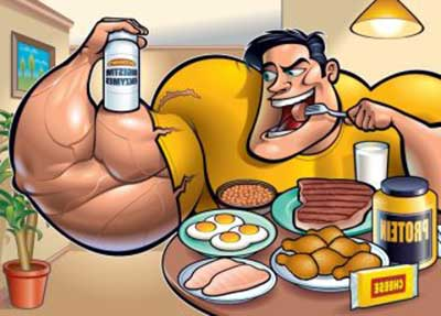 informações de nutrição