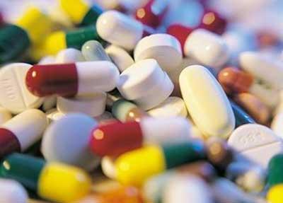 remédios e suplementação