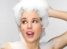 Shampoo Dove