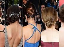 penteados elegantes