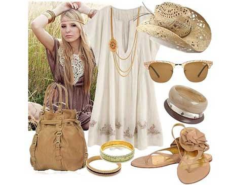 tendências hippies