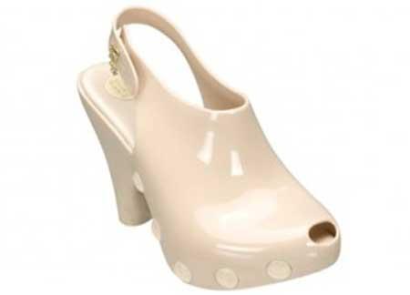 Fotos e imagens de sapatos melissa