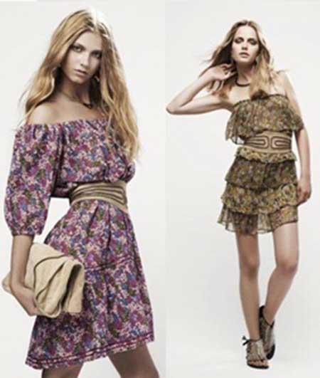 fotos da moda hippie