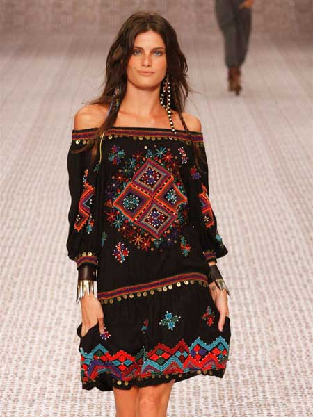 dicas da moda hippie
