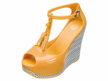 fotos de sapatos melissa