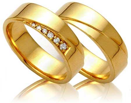 dicas de alianças de casamento