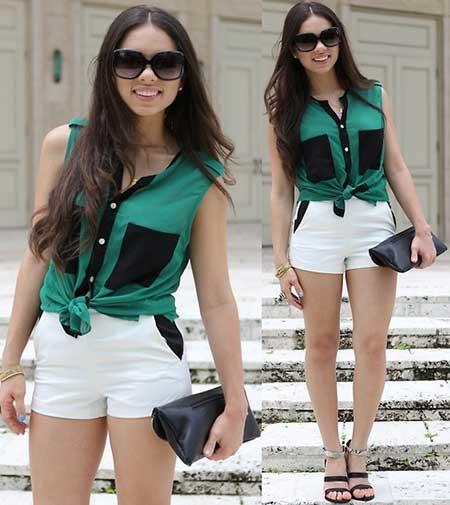 moda cintura alta