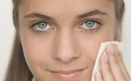 dicas de limpeza de pele
