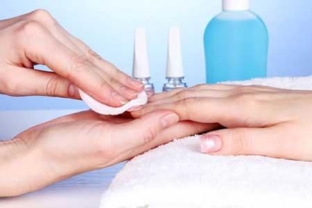 manicure em casa