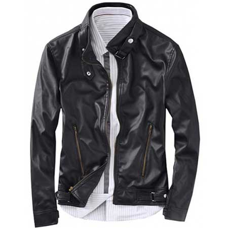 fotos de jaquetas de couro