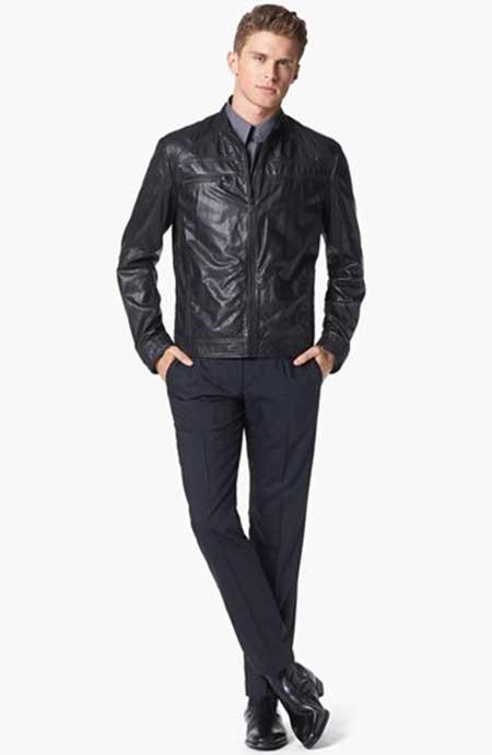 jaquetas de couro para homens
