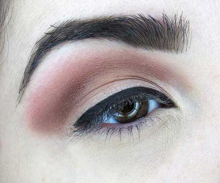 olho árabe