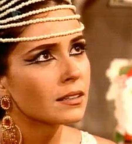 fotos de maquiagem árabe
