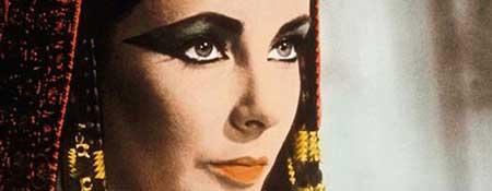 imagens de maquiagem egípcia