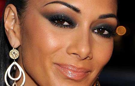 fotos de maquiagem egípcia