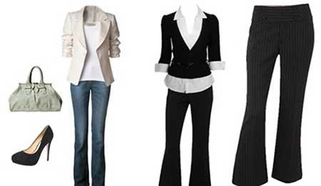 dicas de roupas para entrevista de emprego