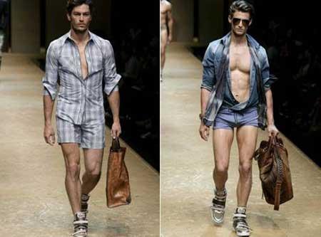 modelos de shorts