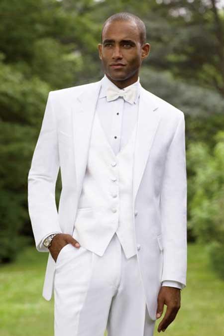 imagens de ternos brancos
