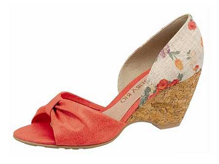 sapatos da moda feminina