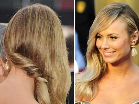 modelos de penteados fáceis de fazer