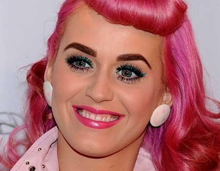 cor de cabelo rosa