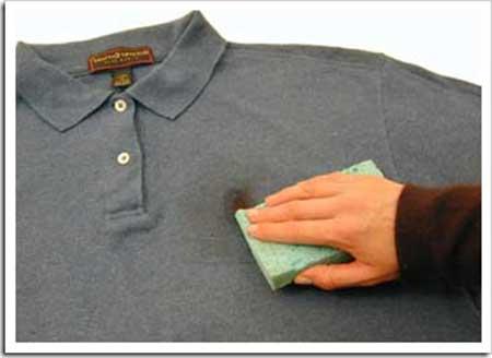 limpar roupas