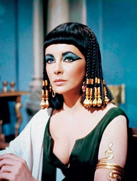 Dica de Maquiagem Egípcia