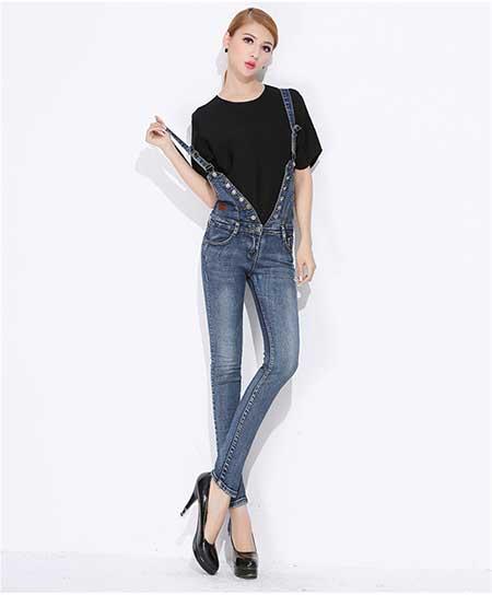feito de jeans