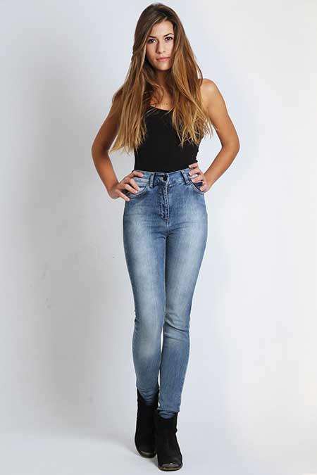 fotos de calças da moda