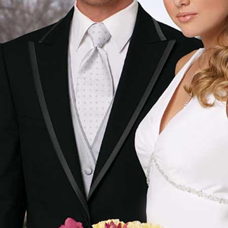 fotos de gravatas pratas