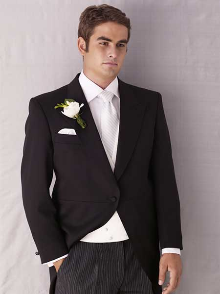 dicas de gravata branca