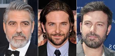 tendências de barbas
