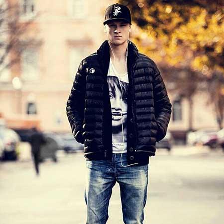 moda jovem masculina