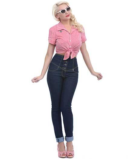 imagens de calças da moda