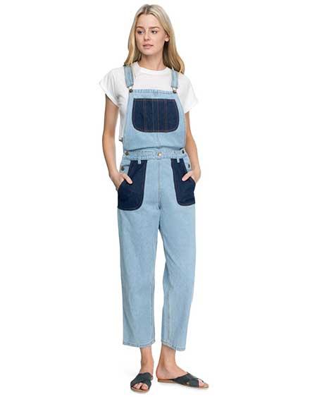 macacão longo da moda